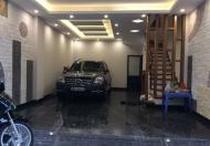 Bán nhà phân lô Lạc Trung, DT 40m2x5T, giá 5.8 tỷ, gara ô tô, vỉa hè