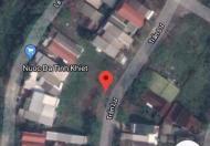 Cần bán lô đất KQH Xóm Hành - mặt tiền đường Trần Lư.