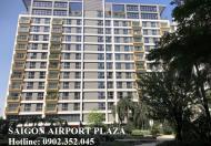 Bán căn hộ 2pn Saigon Airpport Plaza 95m2, nội thất,view sân vườn tuyệt đẹp, 4.3 tỉ. LH 0902.352.045
