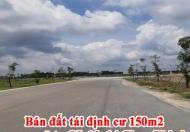 Bán đất tái định cư 150m2 ngay ngã tư QL 13, 14 Chơn Thành Liên hệ:  0966703380
