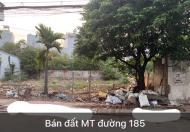Cần Bán Nhanh Lô Đất Đường 185 Dương Đình Hội, Phước Long B, Quận 9