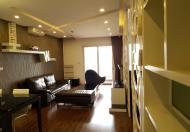 Cho thuê căn hộ thấp tầng, 3 PN, full đồ tòa B chung cư Golden Palace Mễ Trì.