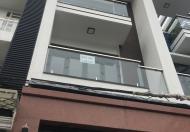 Nhà 4,5x19m 1 trệt 3 lầu sân thượng đường 4F khu cư xá ngân hàng Q7