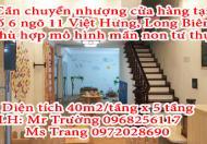 Cần chuyển nhượng cửa hàng tại số 6 ngõ 11 Việt Hưng, Long Biên, Hà Nội. Phù hợp mô hình mần non