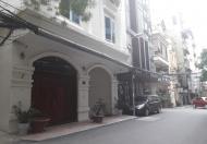 Thuê nhà riêng ngõ 73 Hoàng Cầu, 75m2x4T, ngõ ô tô, thông sàn.