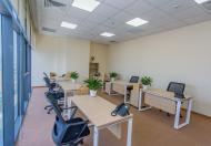 Ban quản lý tòa Discovery, Cầu Giấy cho thuê văn phòng trọn gói hạng A diện tích từ 10 -35m2, giá