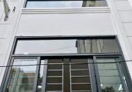 Tân Định Quận 1 sau căn mặt tiền,bên hông cầu kiệu,3 tầng đúc kiên cố,20m giá 3,3 tỷ.