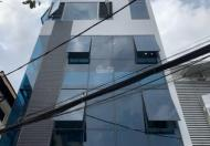 Bán nhà mặt phố Bà Triệu, DT 31m2x6T, MT 10m, giá 29 tỷ, lô góc 2 mặt phố