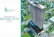 CK lên đến 10%, Trả chậm 2022, Tận hưởng tầm nhìn không giới hạn về sông SG, trung tâm thành phố duy nhất tại Waterina Suites !!
