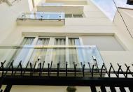 Một căn duy nhất đường Cầm Bá Thước – 41m2 – 4 tầng