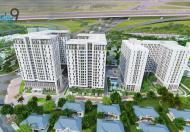 Cho thuê căn 2 phòng ngủ chung cư Sky 9, 69 m2 giá chỉ 6,5tr/ tháng.