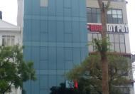 Cho thuê nhà mặt phố Vũ Tông Phan 110m x 7T, thông sàn, Nhà mặt kính toàn bộ