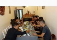 Cho thuê nhà Ngũ Xã, phường Trúc Bạch, quận Ba Đình