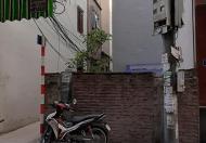Bán đất: Đất mặt đường ô tô đi, phố Kim Giang 35 m2, MT 3.6m, 2.35 tỷ.
