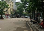 Mặt phố Hoàn Kiếm, lô góc, 2 mặt phố, lô góc, 6 tầng, đường 2 chiều, tấp nập, doanh thu 100tr/tháng.