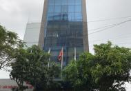 Cho thuê nhà Hoàng Quốc Việt  160m x 8T , 58tr/th ,thang máy