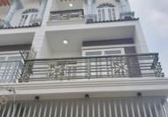 Nhà ngay Ủy Ban Quận 12, 2 lầu hẽm thông 8m đường Lê Thị Riêng