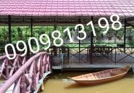 BÁN GẤP khu vui chơi giải trí sân vườn Hiệp Phước Nhà Bè 4911m2 giá TL chính chủ 75 tỷ.