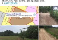 Bán đất xã xuân- đồng cẩm mỹ- đồng nai