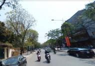 Bán nhà Vạn Bảo, trung tâm Ba Đình 60m2 mặt tiền 4.5m, ô tô đỗ cửa 11.5tỷ