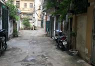 Bán nhà ngõ to nhất phố Mạc Thị Bưởi, ô tô đỗ cửa, LH: 0347282222