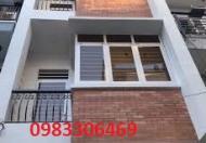 Nhà hẻm ôtô Trần Khắc Chân,Q1, Diện tích 4 x 12m,1 trệt 2 lầu - 0983306469