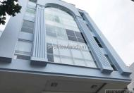 Cho thuê nguyên tòa nhà văn phòng quận 1 7 tầng có thang máy