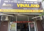 CÔNG TY CỔ PHẦN DỊCH VỤ ĐẦU TƯ & PHÁT TRIỂN VINALAND_ LIÊN HỆ: 0967 1422 17