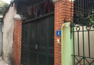 Chính chủ bán nhà cấp 4 mới xây khu Viện Rau B - Trâu Quỳ, dt 71 m2, giá 32 tr/m2