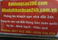 Mua Bán Cho Thuê Nhà Đất Khách Sạn Toàn Quốc Truy Cập Batdongsan386.com