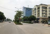 Bán nhà Biệt Thự lô góc 265m2 đường Huyền Quang, TP.Bắc Ninh.