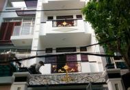 Bán nhà đẹp mặt tiền đường Hùng Vương quận 10, trệt 5L ST, giá 17.8 tỷ, vị trí kinh doanh tốt