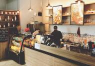 Cho thuê mặt bằng làm quán coffee & tea, Nhà hàng.