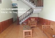 Cho thuê nhà 1.5 tầng  -  nội thất cơ bản  -Khu 5 núi Đại Phúc