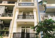 Cho thuê nhà Hoàng Quốc Việt 5 tầng 125m 25tr ngõ ô tô tránh