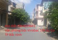 Bán giãn dân Yên Mẫn phường Kinh Bắc TP Bắc Ninh.