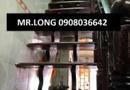 Nhà giá rẻ Quận 3, Lý Chính Thắng, 32m2, giá sock 3.4 tỷ, LH: 0908036642.