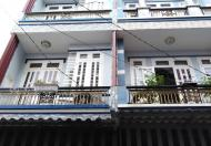 Nhà tôi chính chủ xây kiên cố để ở, kẹt tiền nên bán gấp nhà 2 lầu gần chợ hạt điều, đường Dương Thị Mười Q12
