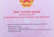 Cần bán 1 nền tại kdc Hiệp Hòa Phát, phường Phú Khương, Bến Tre