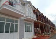 Nhà phố đồng bộ 1 trệt, 1 lầu trong Khu đô thị mới Nam Phan Thiết.