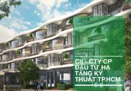 Bán căn nhà phố shophouse Thủ Thiêm Lakeview CII 5.5x20m giá 37 tỷ