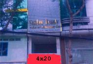Cho thuê Nhà nguyên căn 3 lầu Đường Yersin - Thủ Dầu Một - Bình Dương