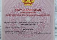 Cần Bán Gấp 2 Lô Đất Mặt Tiền Khu Phố Phú Mỹ, Phường Xuân Lập, TP. Long Khánh, Đồng Nai