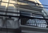 Nhà mới 5 tầng Thượng Thanh Long Biên  DT 30m2 . Gía 2 tỷ 400 triệu