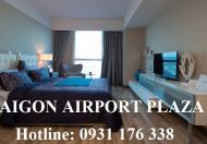 Bán căn hộ Sài Gòn Airport Plaza 3pn-110m2, 5.3 tỉ, đủ nội thất. LH 0931.176.338