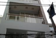 Nhà hẽm oto CMT8 p10, q3 , dt: 5*15.5m , giá 13.5 tỷ, nhà mới đẹp