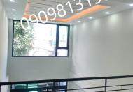Nhà mới đẹp Trần Văn Đang, P9Q3 - VỊ TRÍ TIỆN KINH DOANH - chỉ còn 6.8 tỷ giảm SỐC từ 7.2 tỷ.