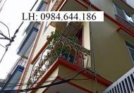 Bán nhà siêu đẹp quận Hà Đông, ô tô, kinh doanh. 32m2, giá 2.7 tỷ. LH 0984644186.