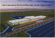 Cơ hội đầu tư F0 cho khách hàng mới tại Thành Phố Phan Thiết gần sân bay mới
