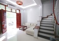 Cho thuê nhà 4PN đường Âu Cơ, 4 tầng, giá 18tr. LH: 0904481319